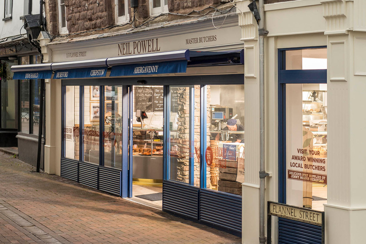 Welsh Craft Shop Abergavenny